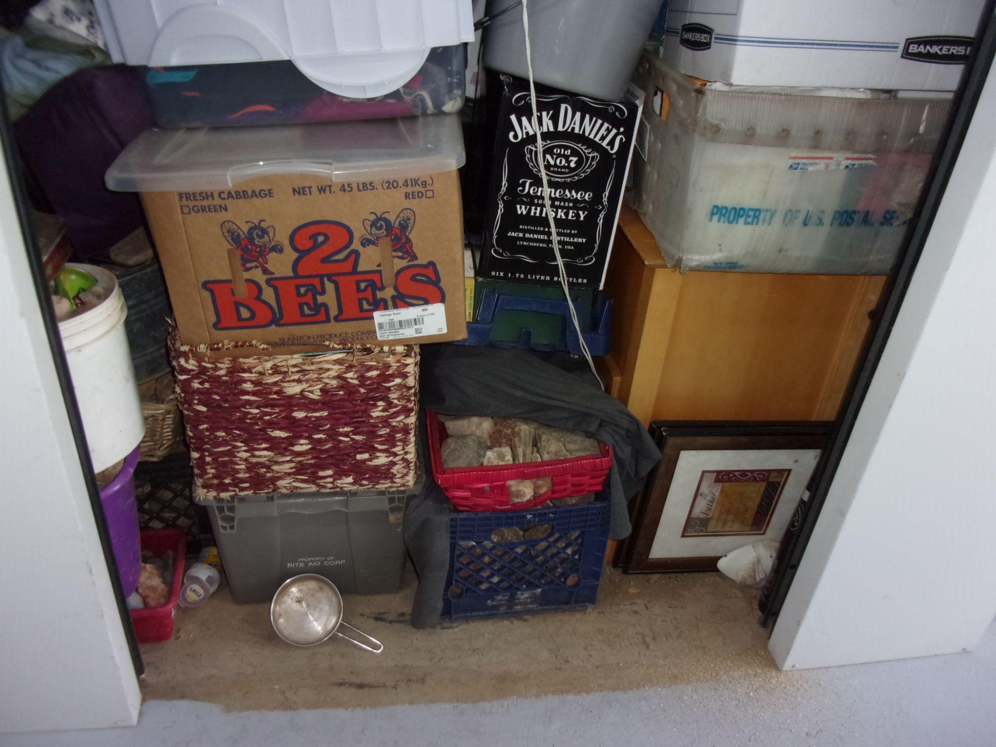 Storage Unit Auction: 513806 | Placerville, CA ...