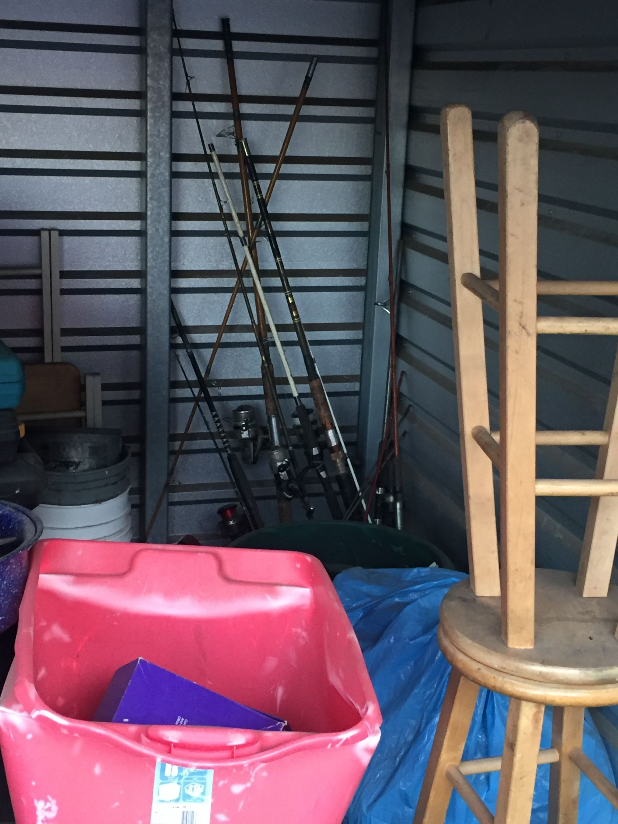 Storage Unit Auction 515984 Stockton Ca