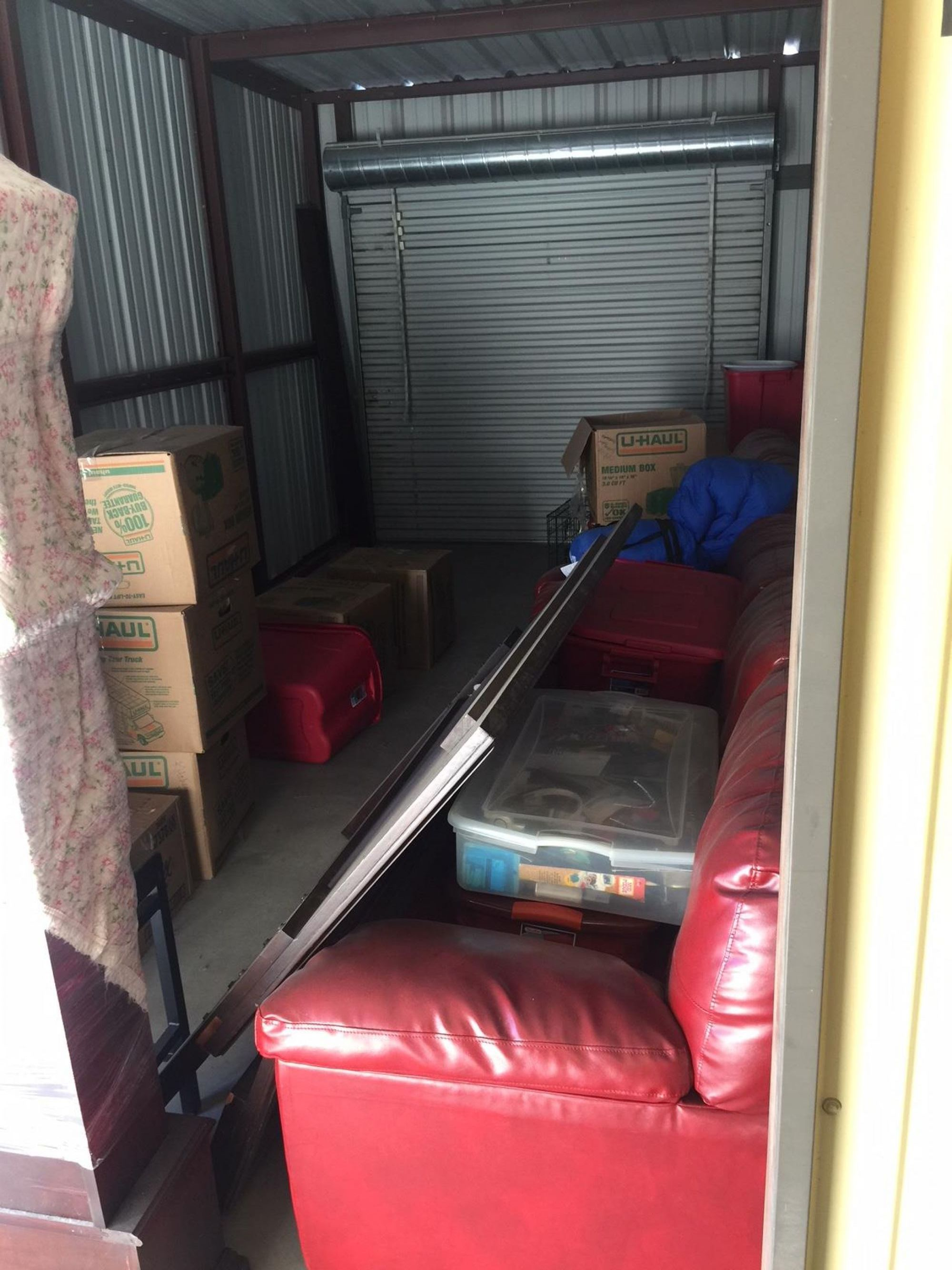 Storage Unit Auction: 516980  Tulsa, OK  StorageTreasures.com