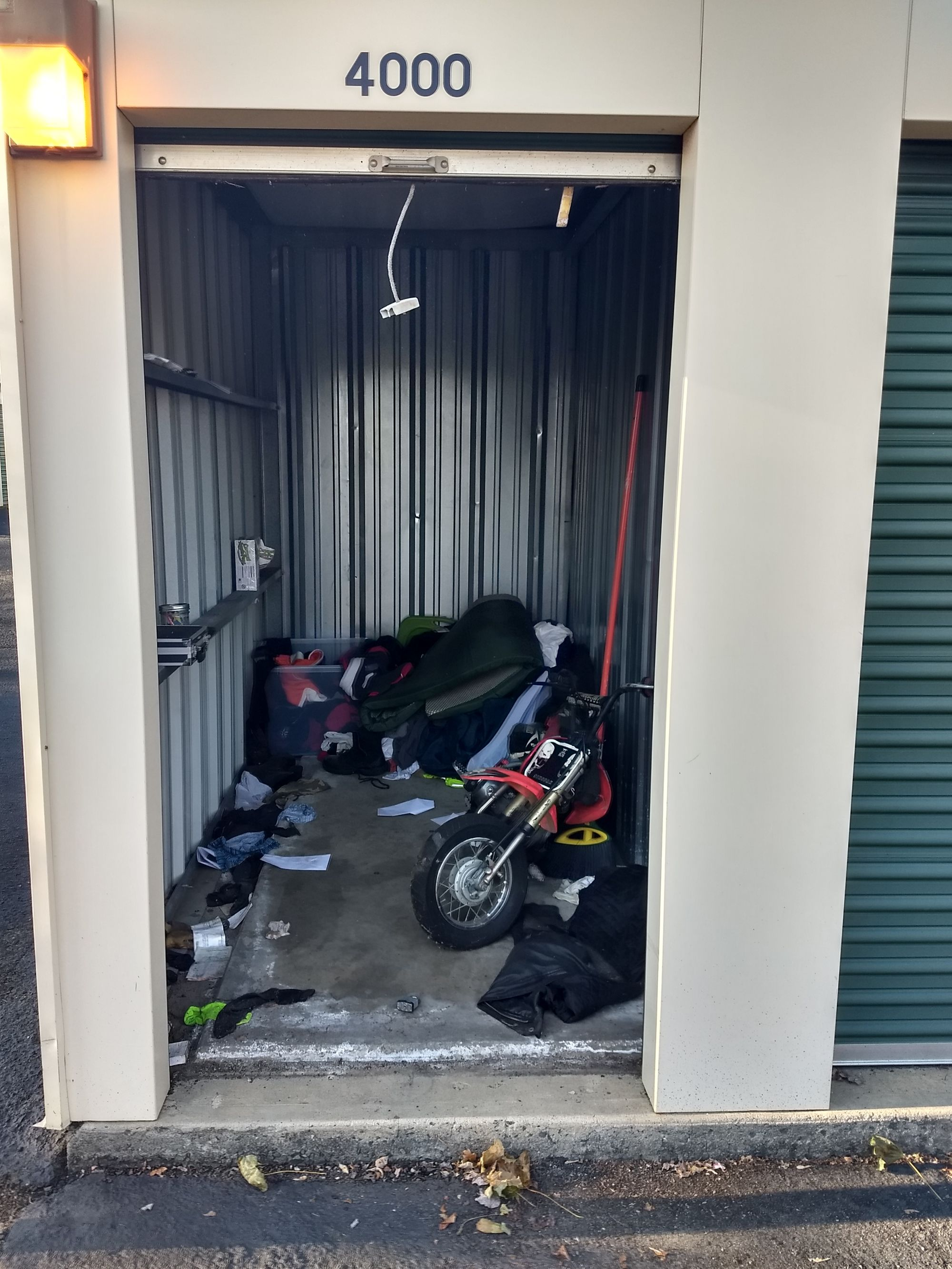 Storage unit auction 519837 freehold nj for Motor vehicle nj freehold