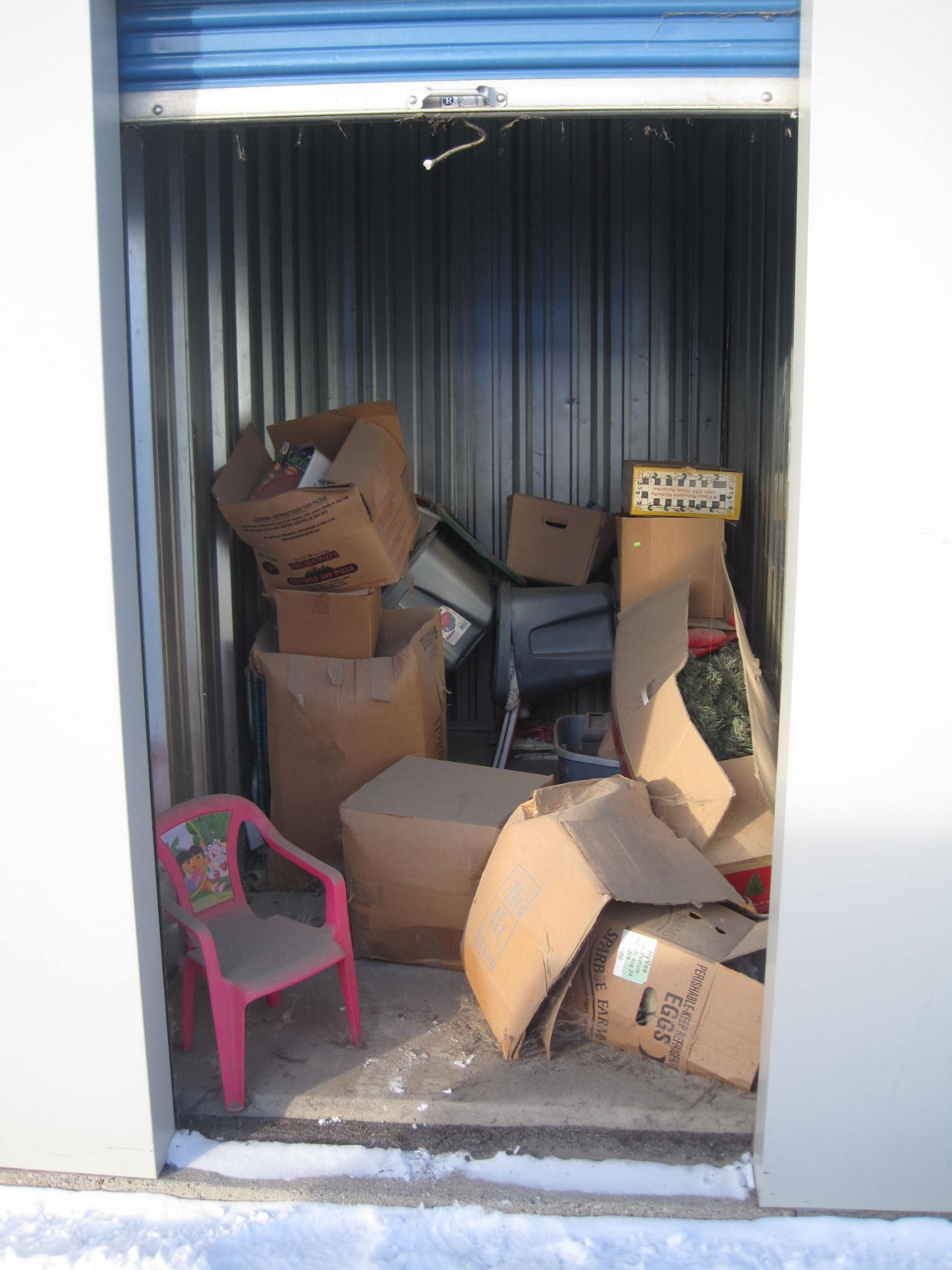 Great Owatonna Storage #8 - Hover Or Click