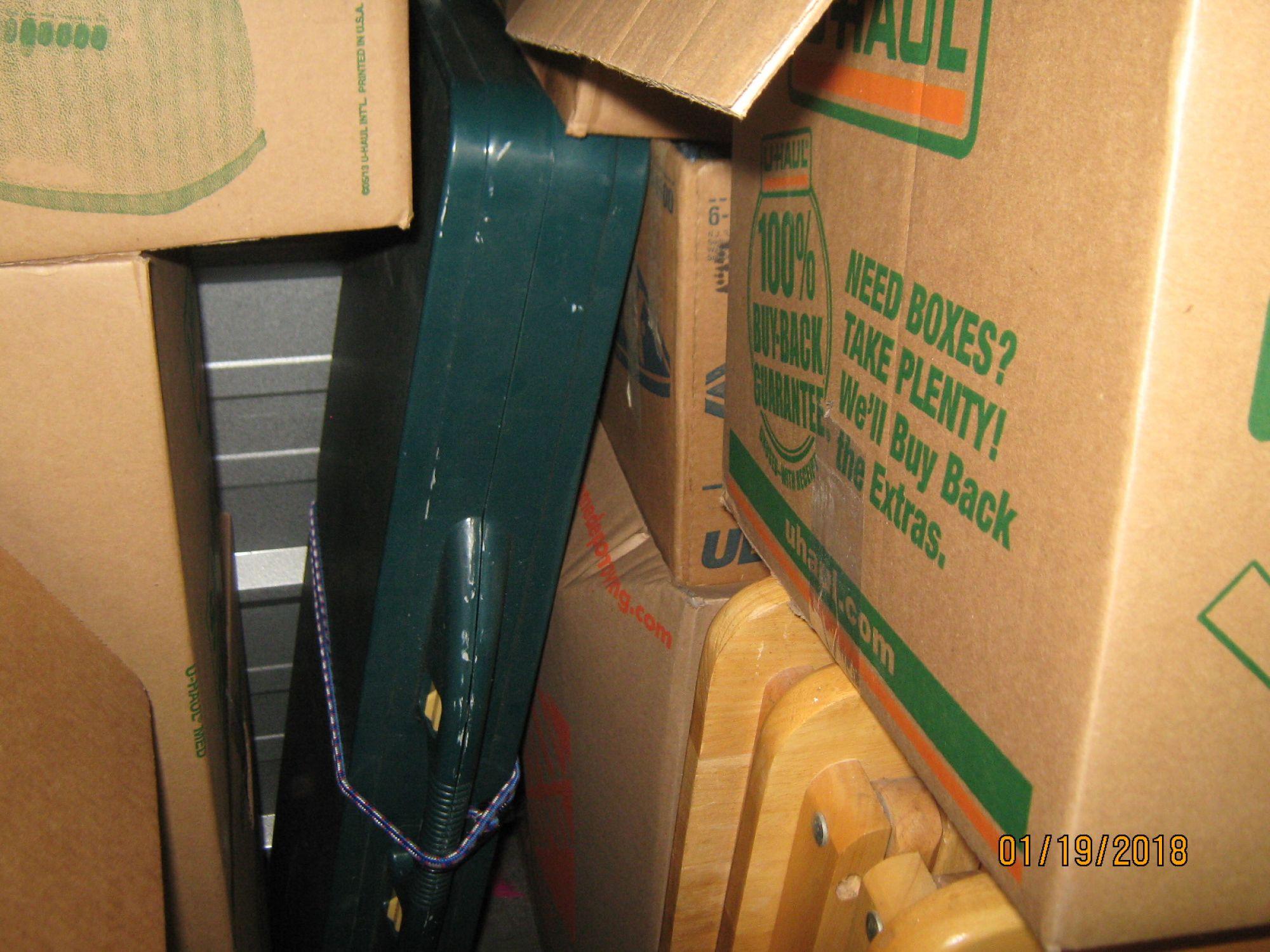 Hover or click & Storage Unit Auction: 533610   Clackamas OR   StorageTreasures.com