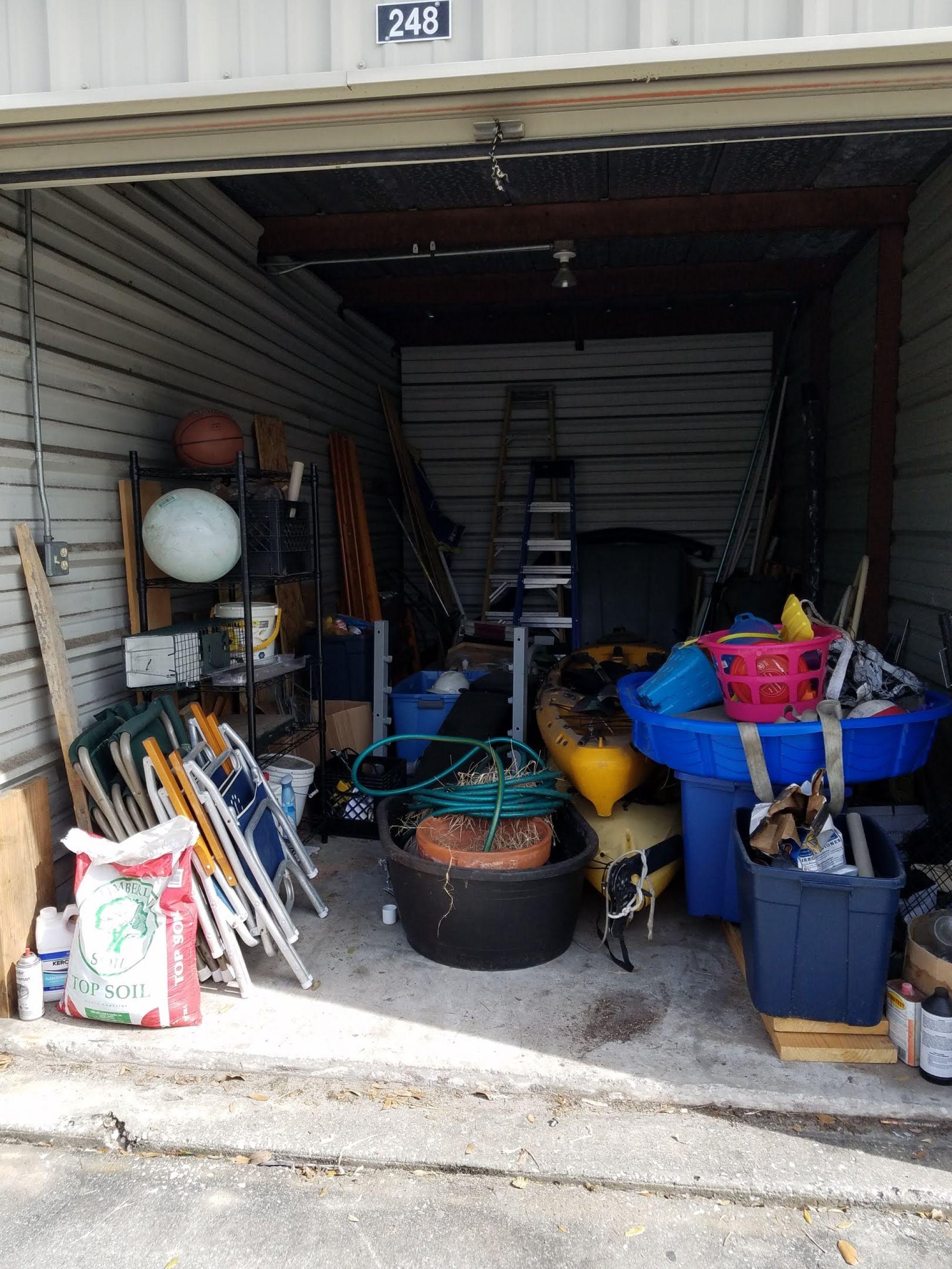Hover or click & Storage Unit Auction: 538174   Orlando FL   StorageTreasures.com