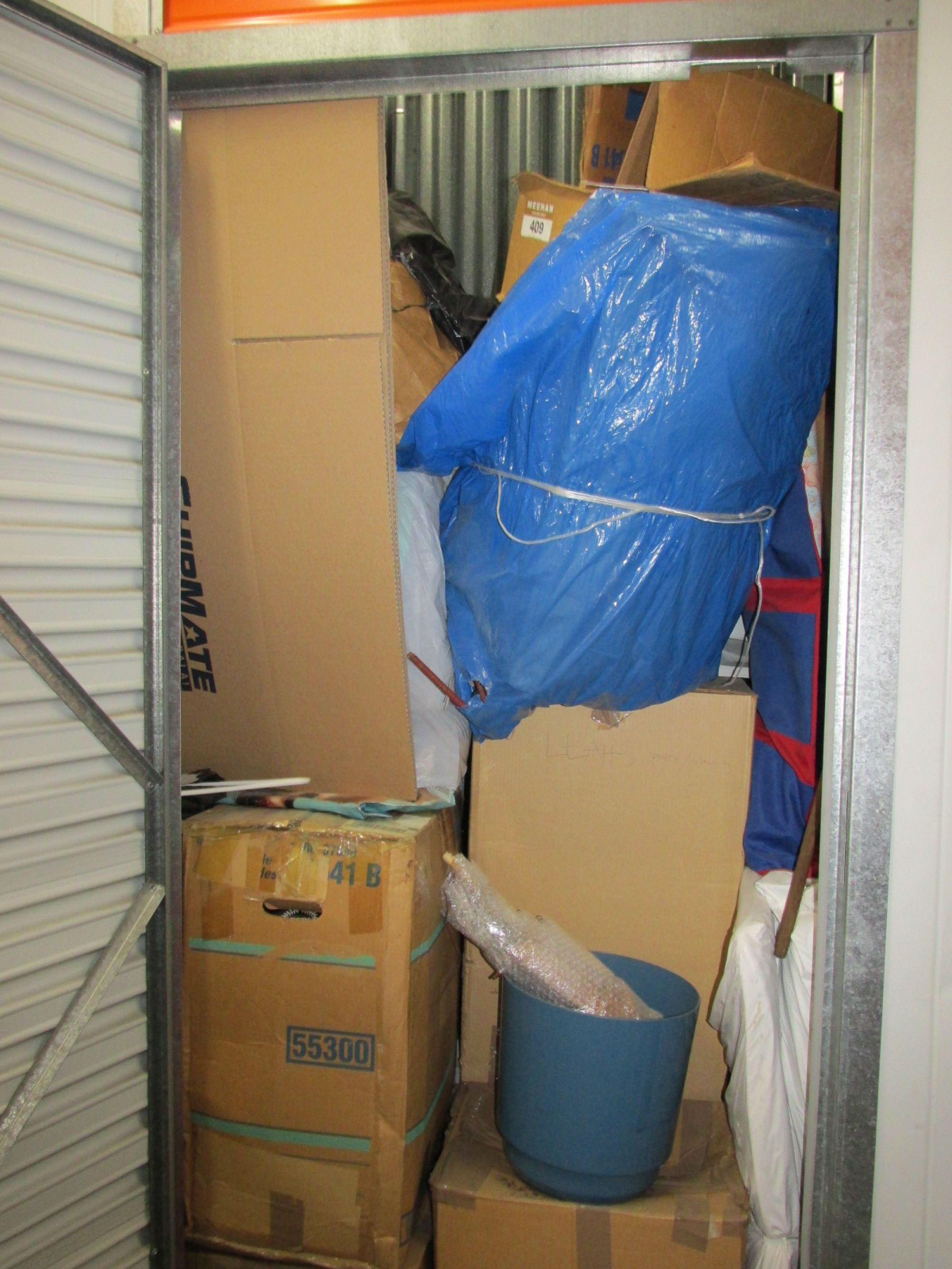 Storage Unit Auction 544873 Long Island City NY