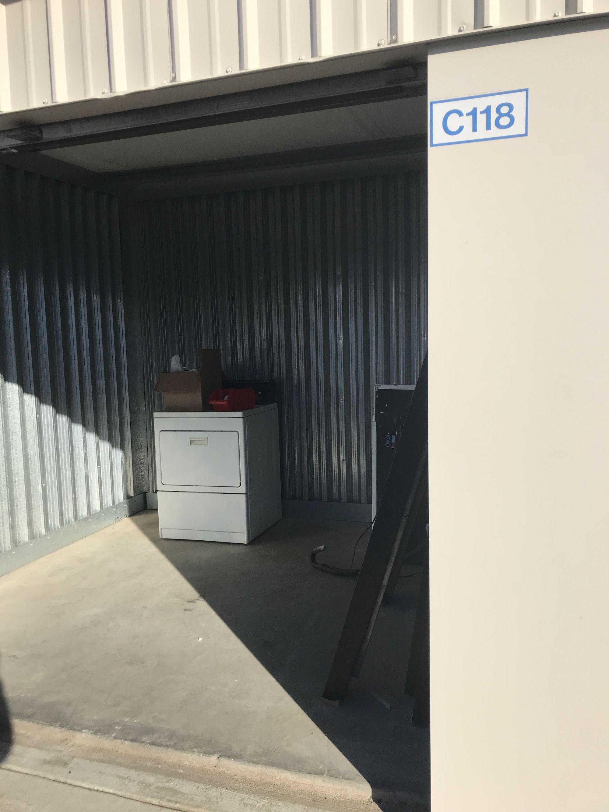Storage Unit Auction 546108 Yuba City Ca