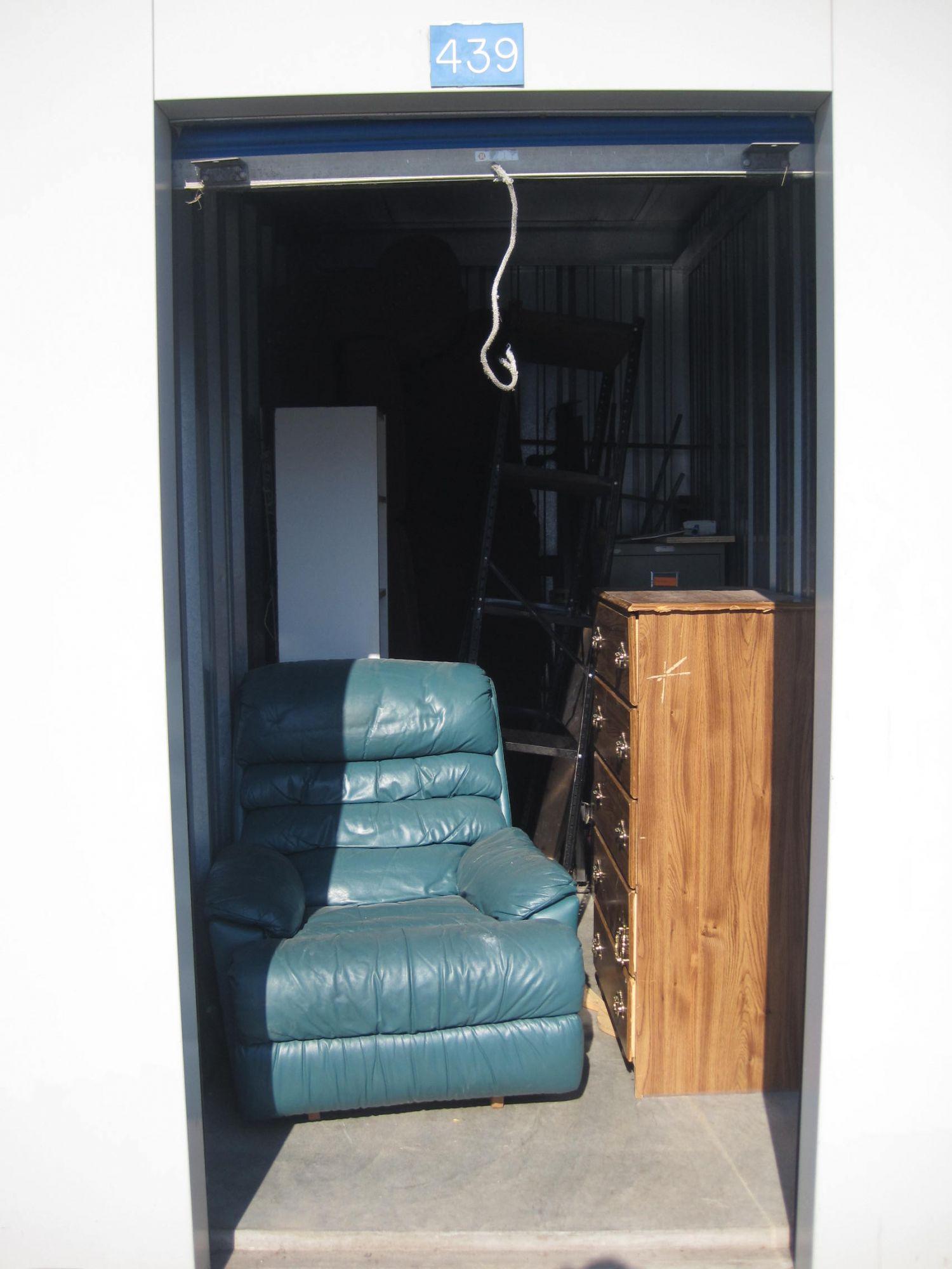 Storage Auction Details