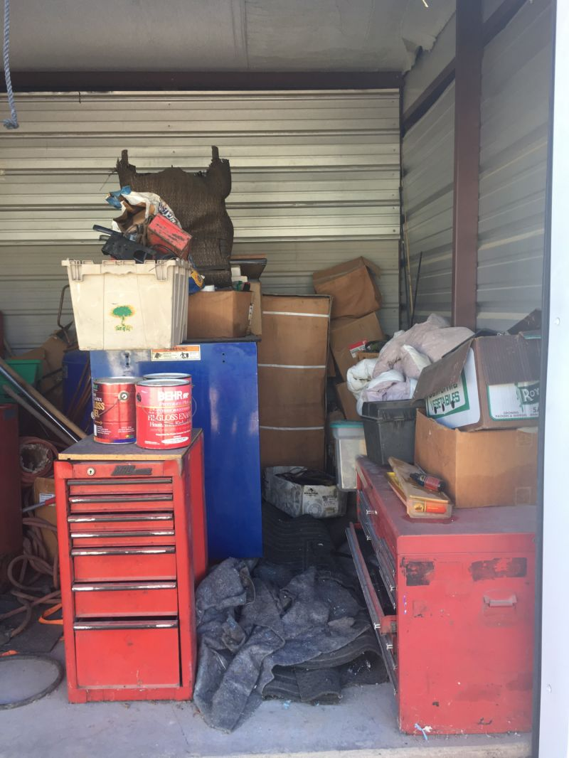 & Storage Unit Auction: 547301 | Weatherford TX | StorageTreasures.com