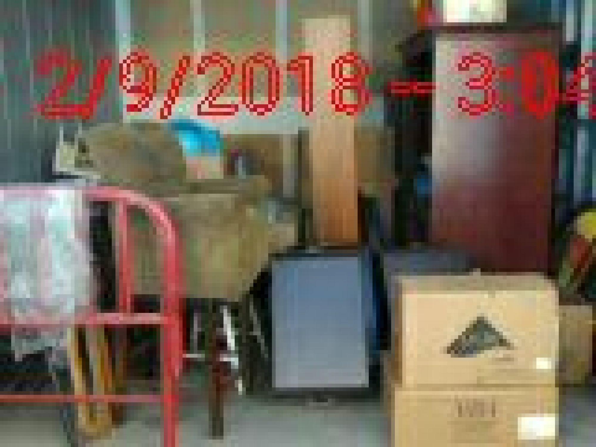 Hover or click & Storage Unit Auction: 552858 | Glendale AZ | StorageTreasures.com