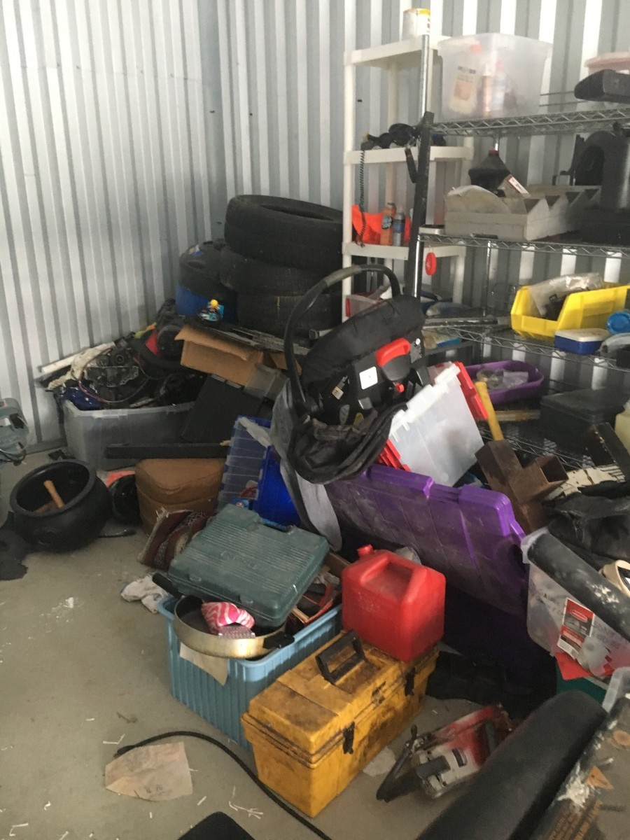 Storage unit auction 555304 west bountiful ut for Bountiful storage