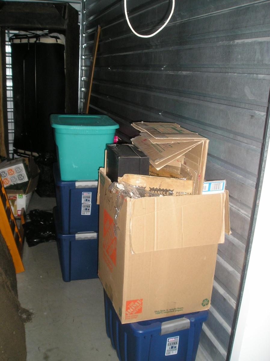 Storage unit auction 555715 bountiful ut for Bountiful storage