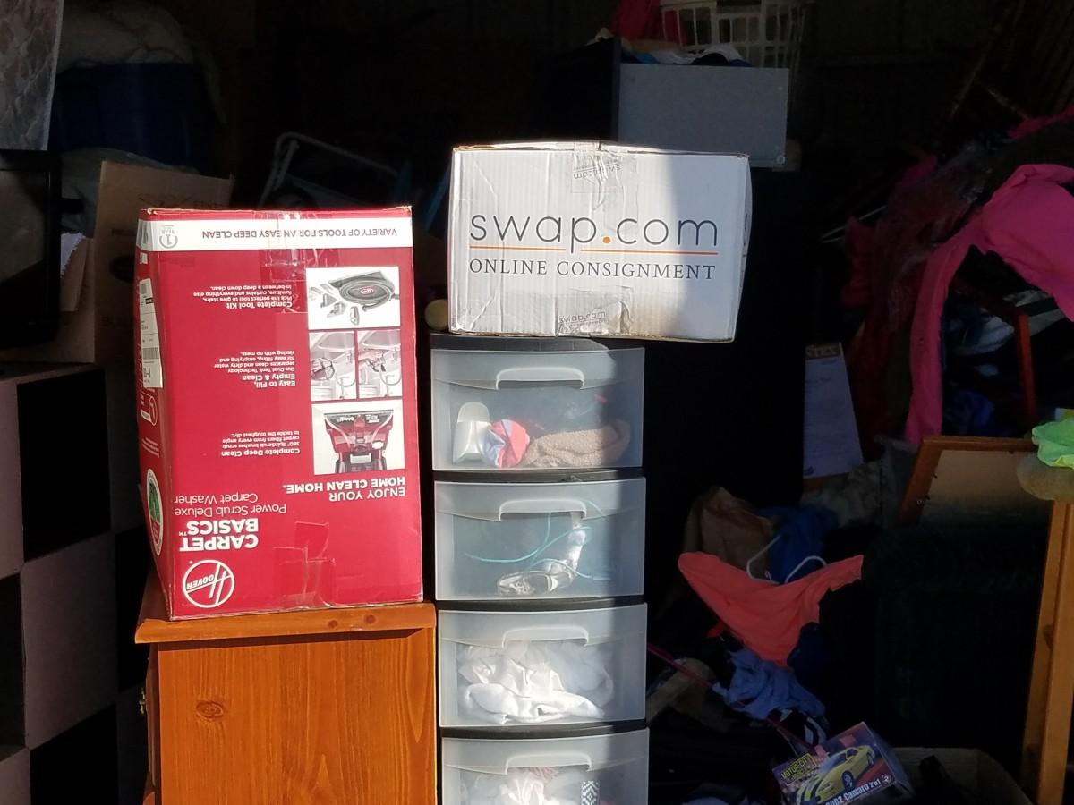 Storage Unit Auction: 557058 | Eustis, FL | StorageTreasures com