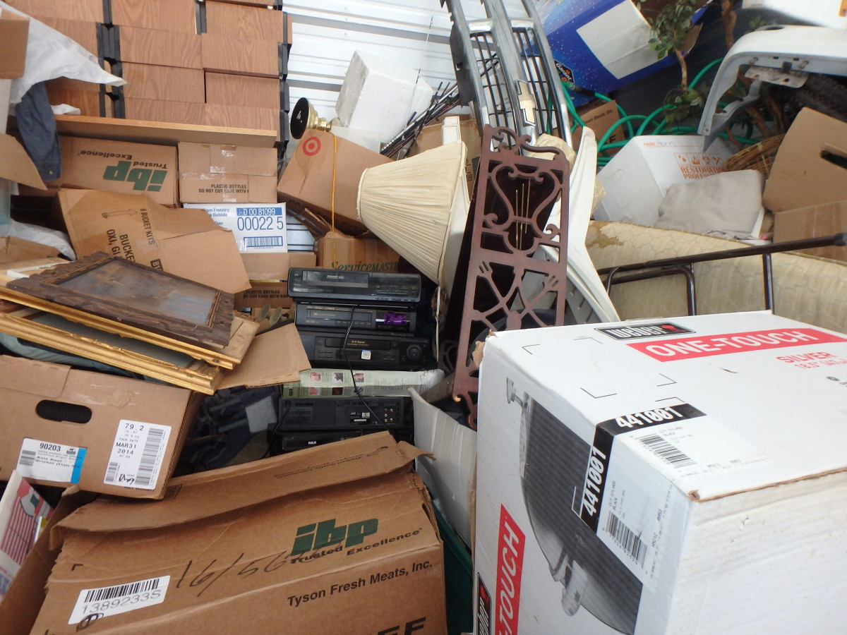 Storage Unit Auction 557198 Inver Grove Heights Mn
