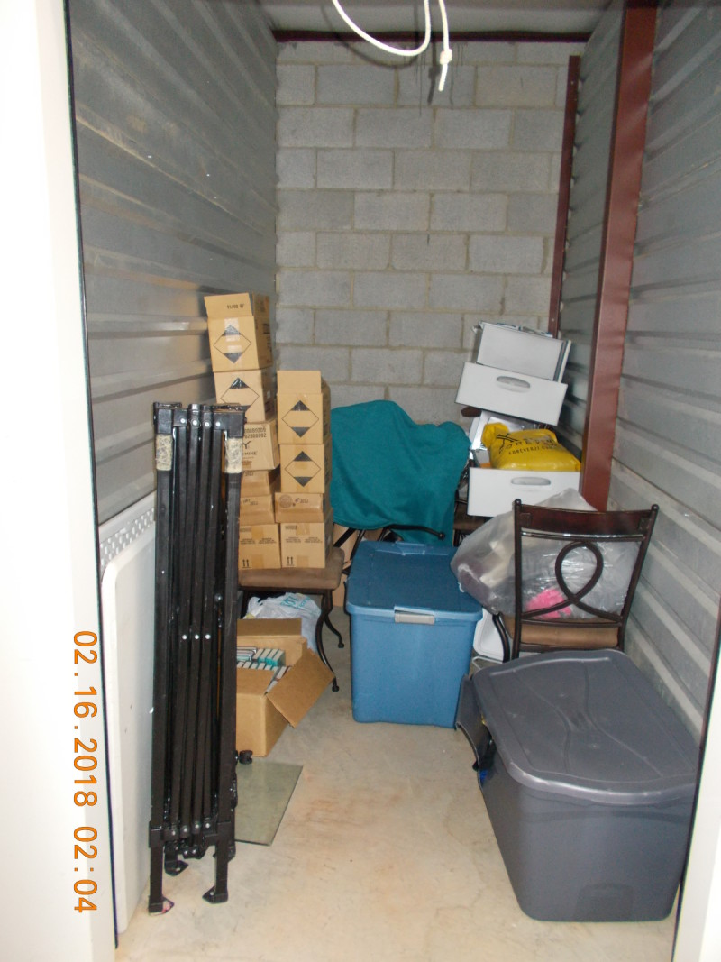 & Storage Unit Auction: 565235 | RALEIGH NC | StorageTreasures.com