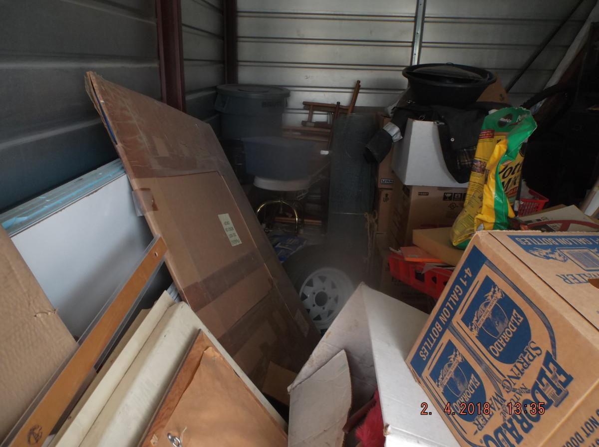 CLICK THUMBNAIL TO VIEW. Laramie WY. Skyline Self Storage & Storage Unit Auction: 569032 | Laramie WY | StorageTreasures.com