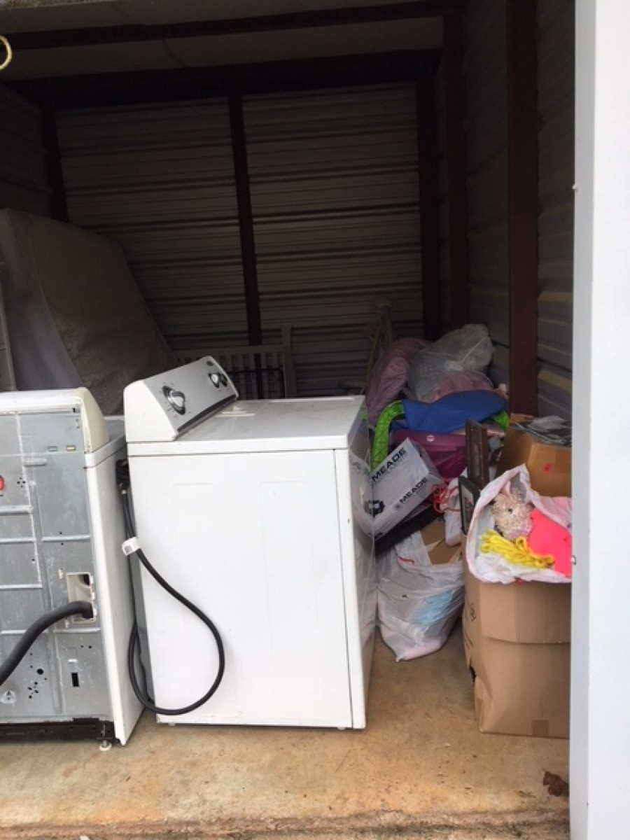 Storage Unit Auction 574702 Douglasville Ga