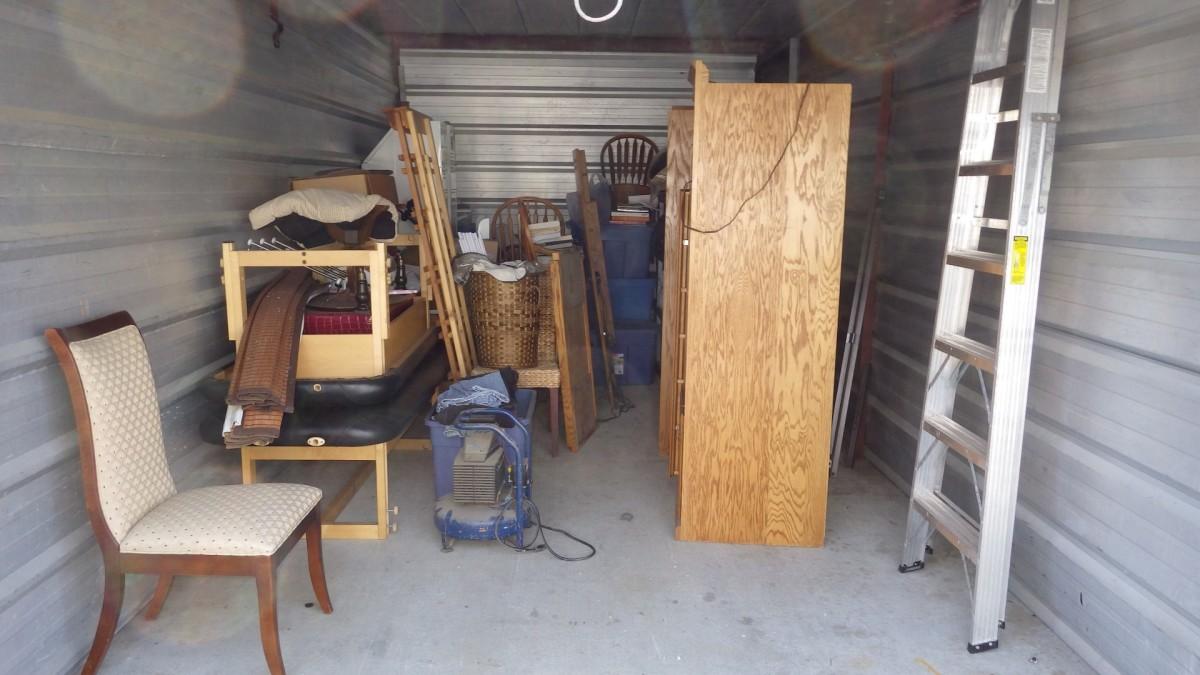 Hover or click & Storage Unit Auction: 582035 | Rochester Hills MI ...
