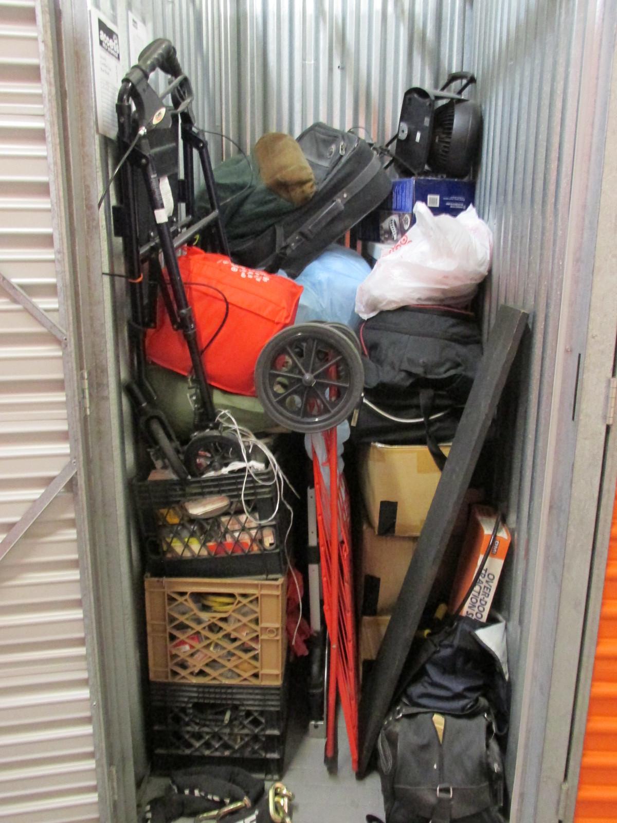 Hover or click & Storage Unit Auction: 583333   Long Island City NY ...