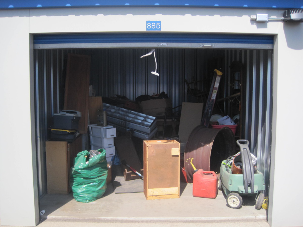 Amazing Owatonna Storage #5 - Hover Or Click