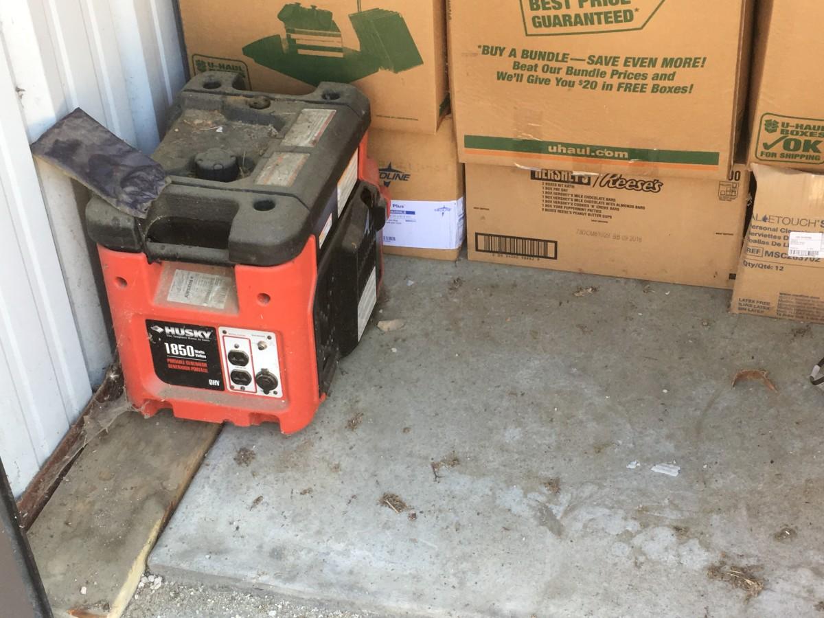 Storage Unit Auction: 598778   Keene, NH ...