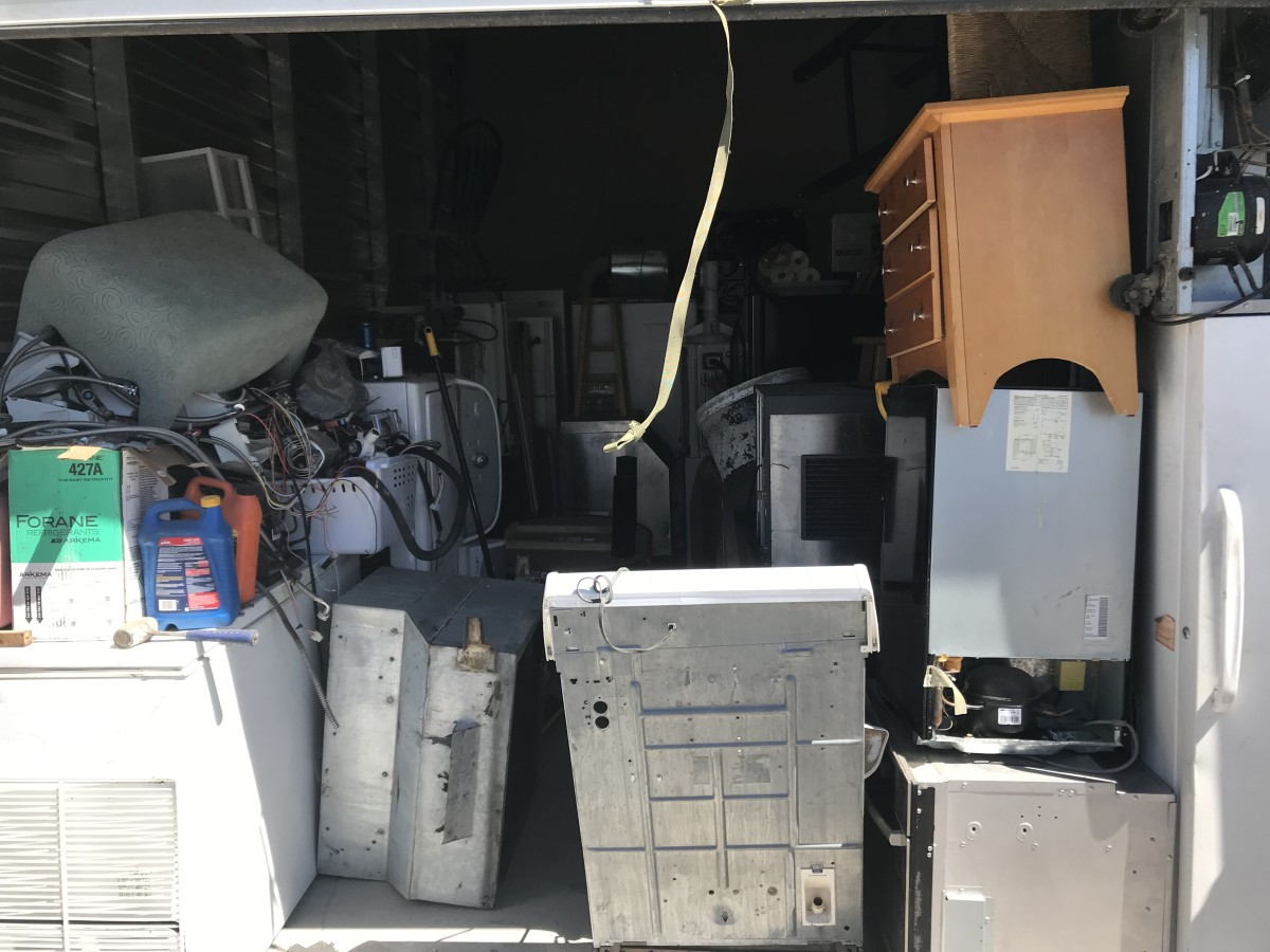 Storage Unit Auction 599397 Spanish Fork Ut Electrical Wiring In Click Thumbnail To View