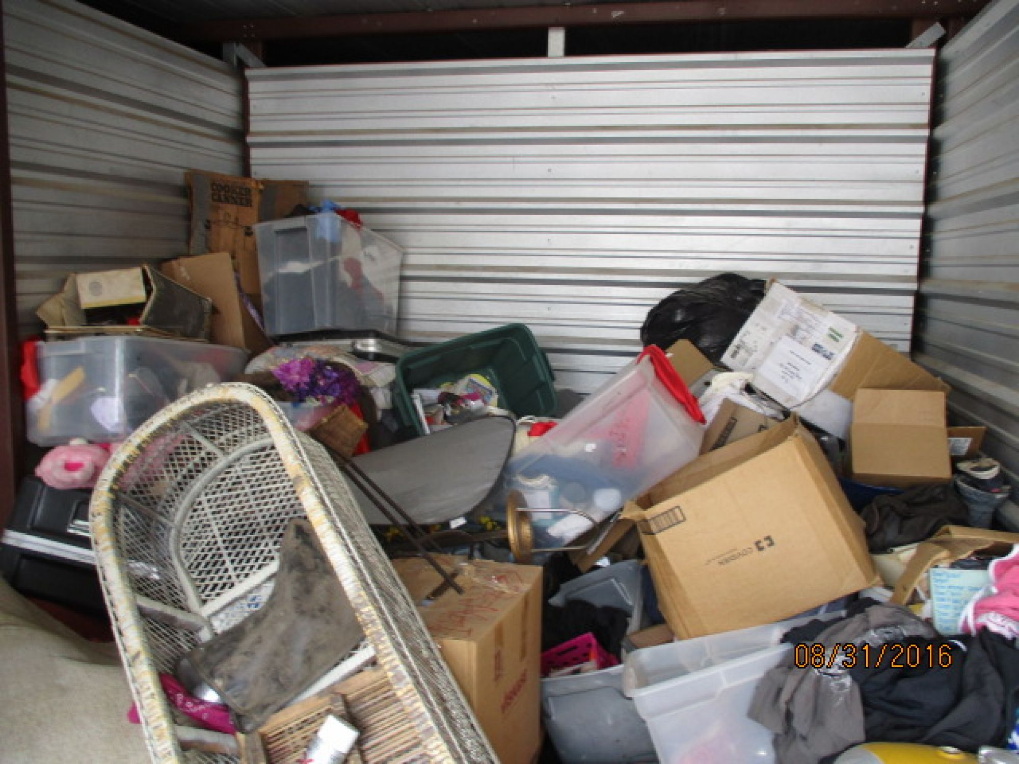 Storage Unit Auction 322667 Lawton Ok