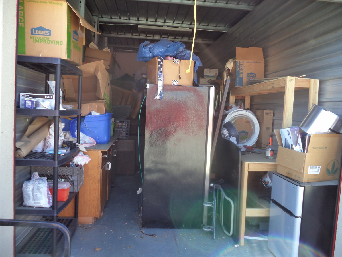 Storage Unit Auction: 605978 | Murrieta, CA | StorageTreasures com