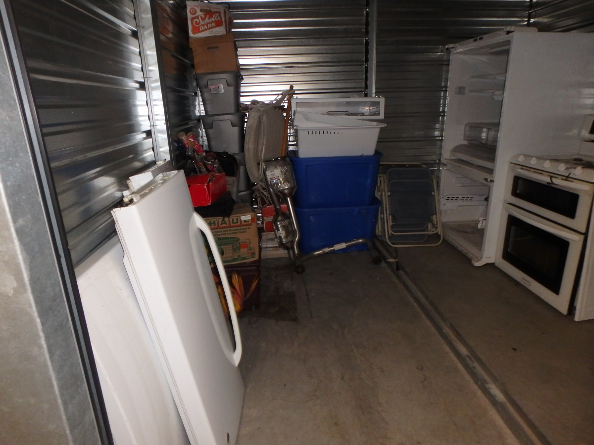 Storage Unit Auction 607724 Inver Grove Heights Mn