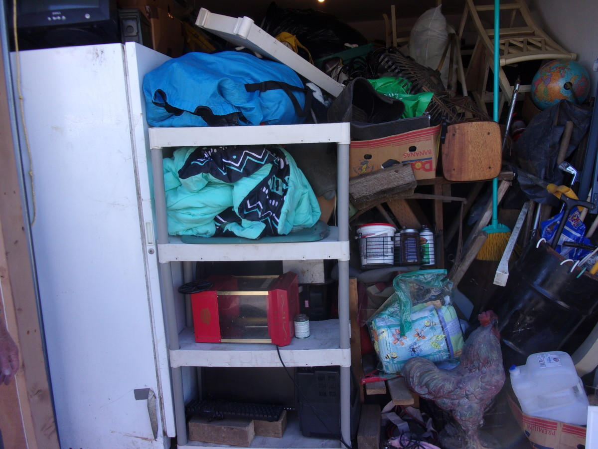 Storage Unit Auction: 613706   Chehalis, WA   StorageTreasures com