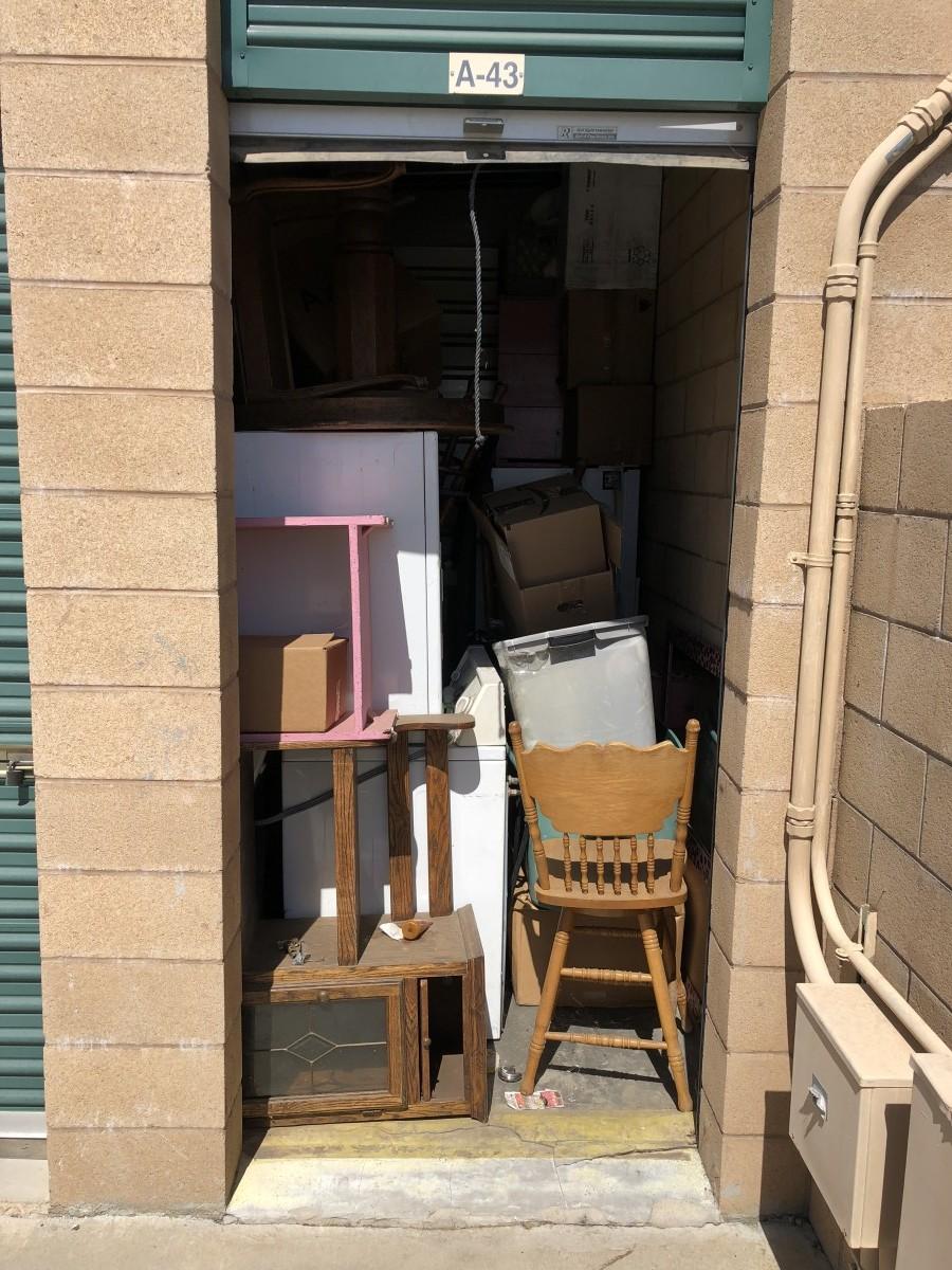storage unit auction 614831 menifee ca storagetreasures com