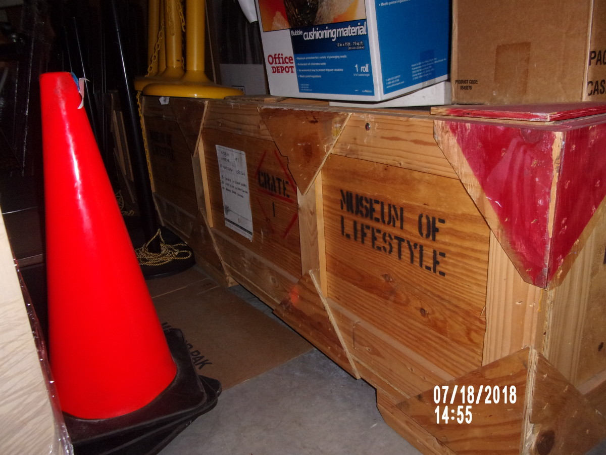 Hover or click & Storage Unit Auction: 616308 | Boynton Beach FL | StorageTreasures.com