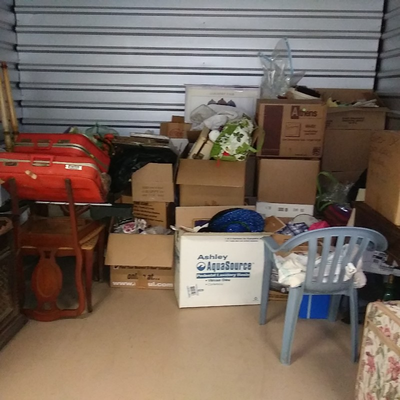 & Storage Unit Auction: 628216 | Humble TX | StorageTreasures.com