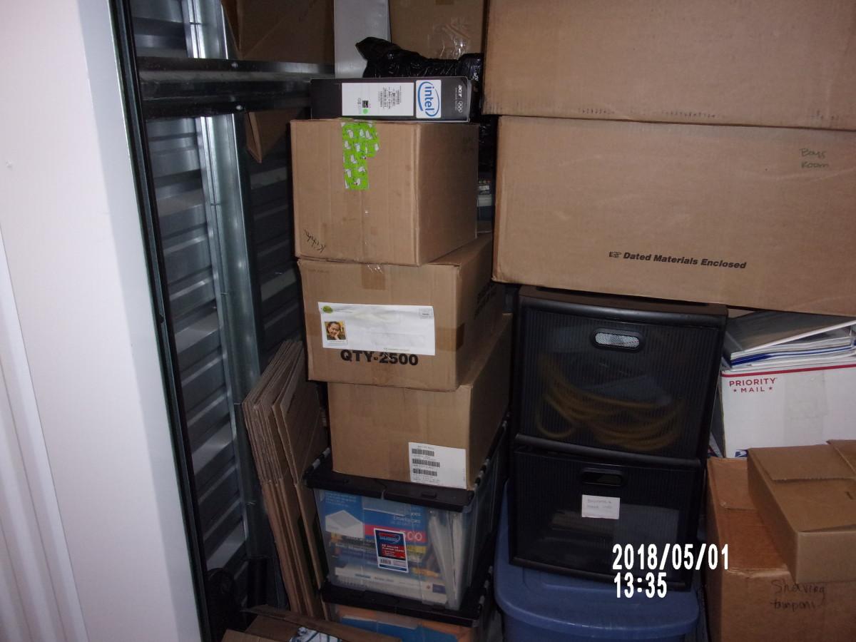 Storage Unit Auction: 642342 | Portland, OR