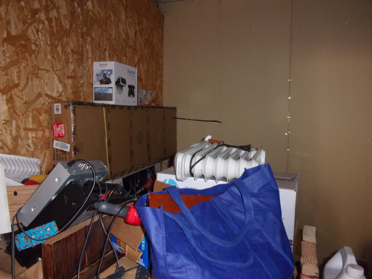 Storage Unit Auction 642453 Cornelius Or