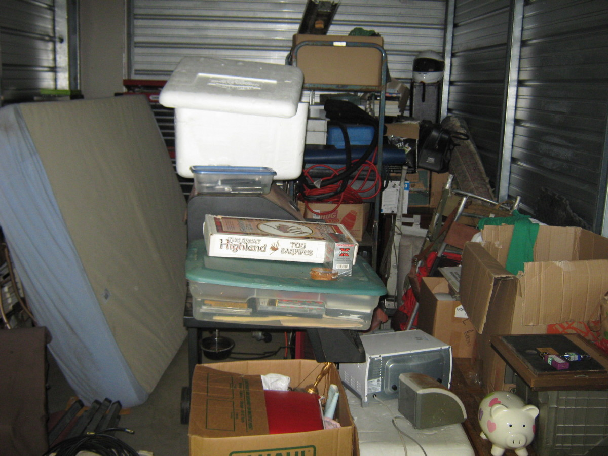 Storage Auction Details