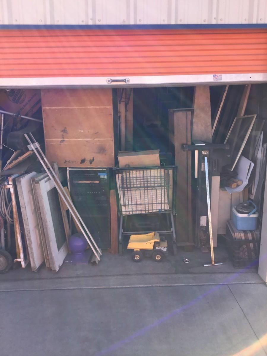 Storage Unit Auction 672524 Fresno Ca