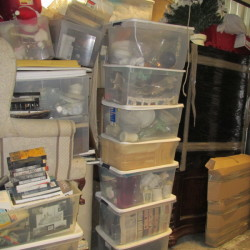 A Self Storage o - ID 684238