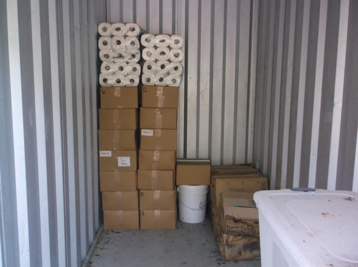 Storage Unit Auction 694261 Charlottesville Va