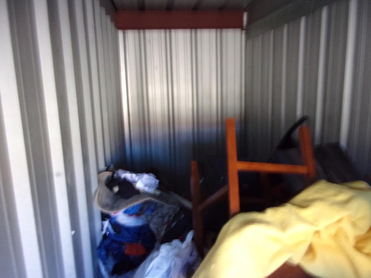 Storage Unit Auction 709287 Los Banos Ca