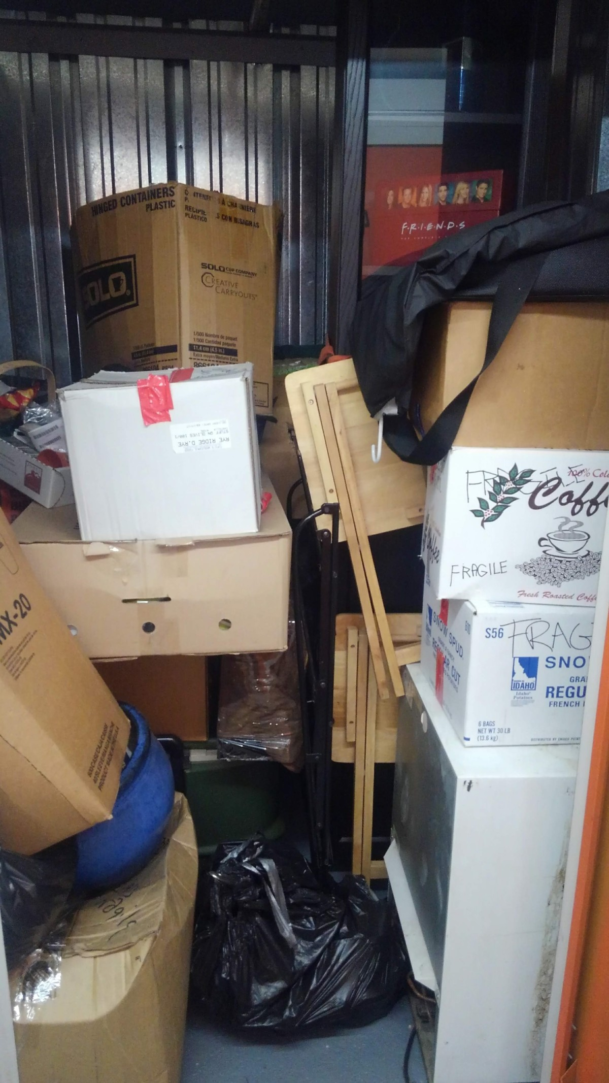 Storage Unit Auction 735686 Port Chester Ny