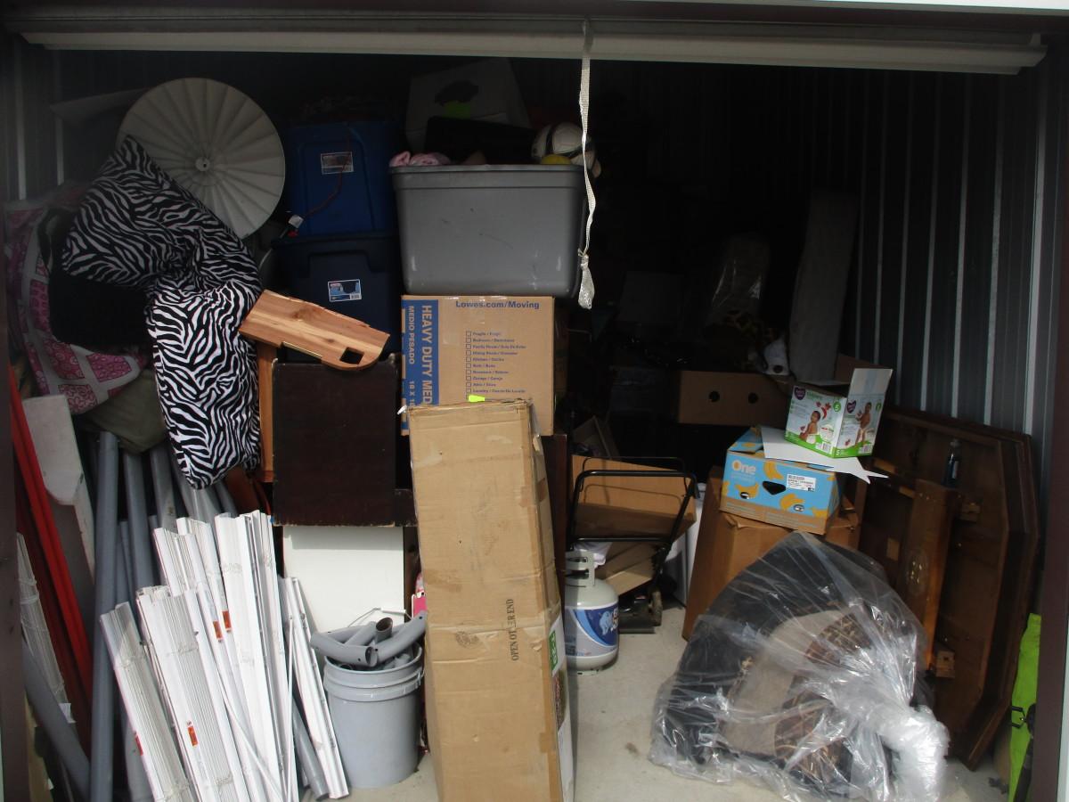 Storage Unit Auction: 738655 | Greenville, TX ...