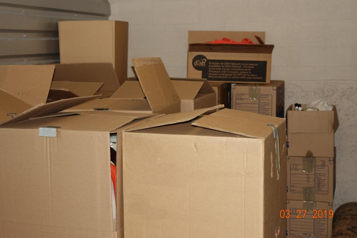 Storage Unit Auction 757955 Pasadena Ca