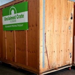 Unclaimed Crate - ID 767865