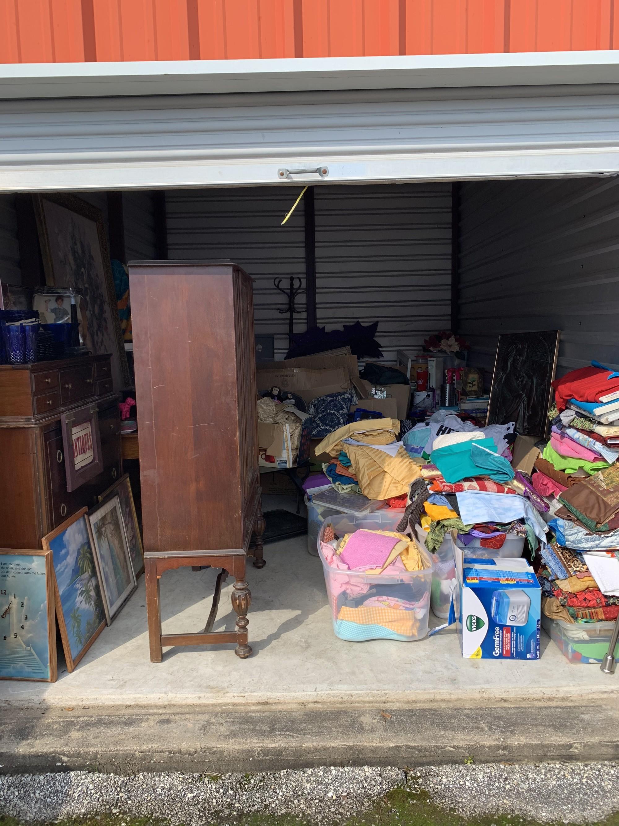Storage Unit Auction 785385 Lufkin Tx