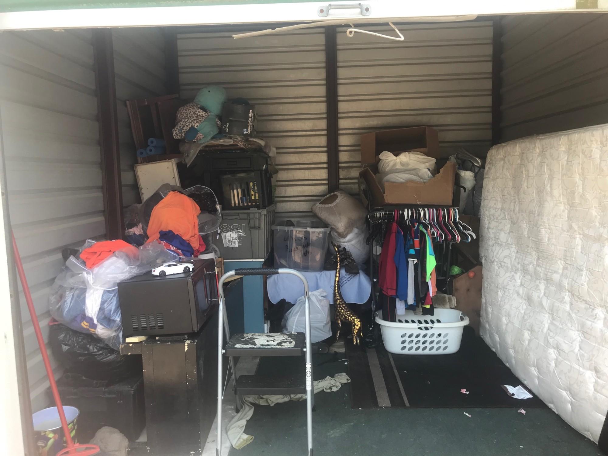 Storage Unit Auction 794231 West Monroe La