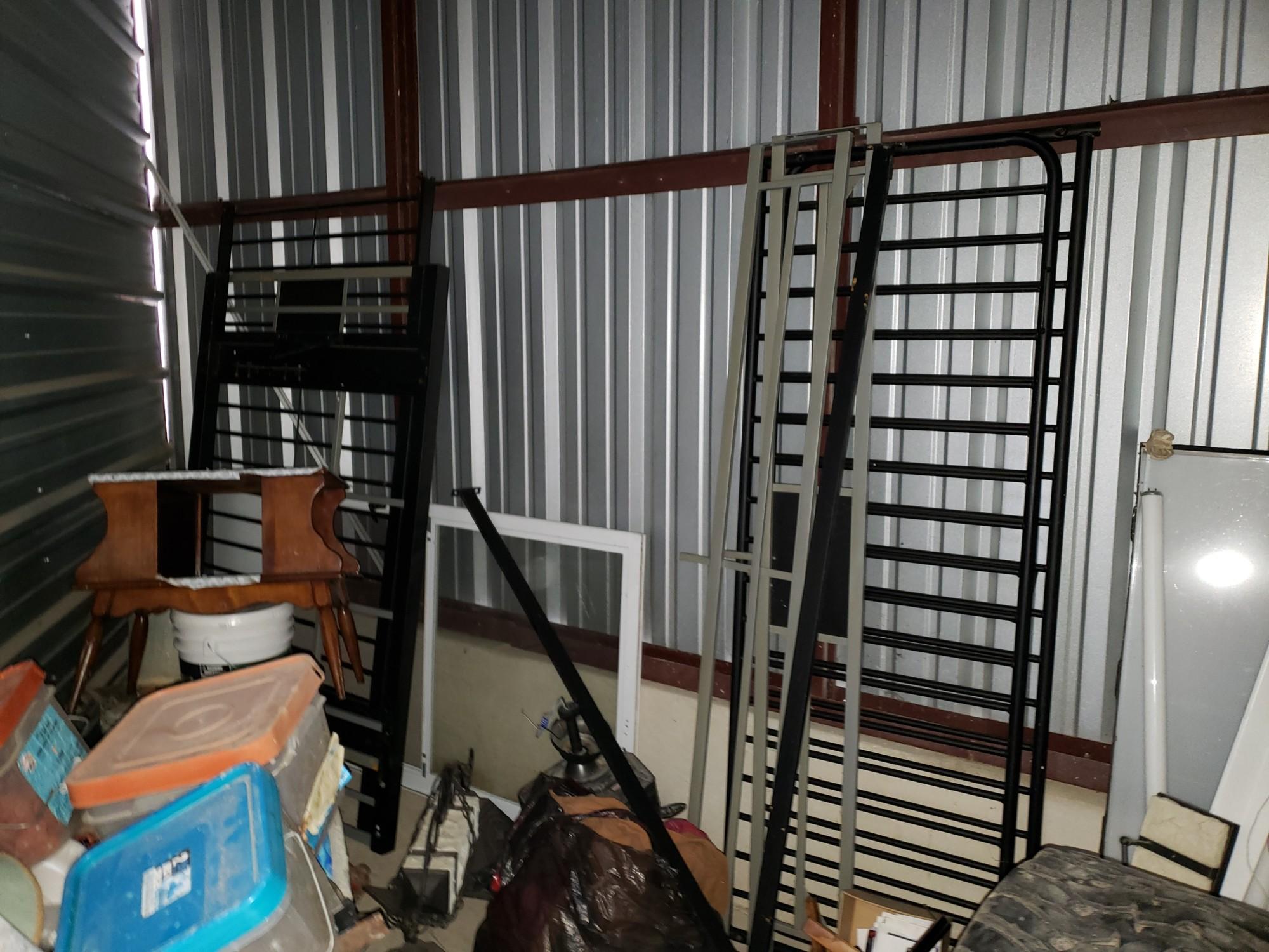 Storage Unit Auction 816536 Canyon Lake Tx