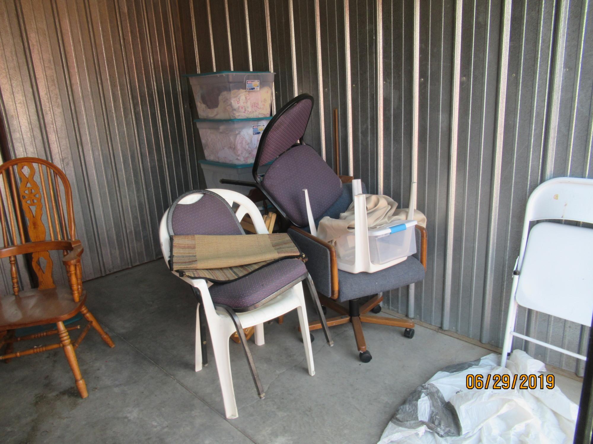Storage Unit Auction 821942 Decatur Il