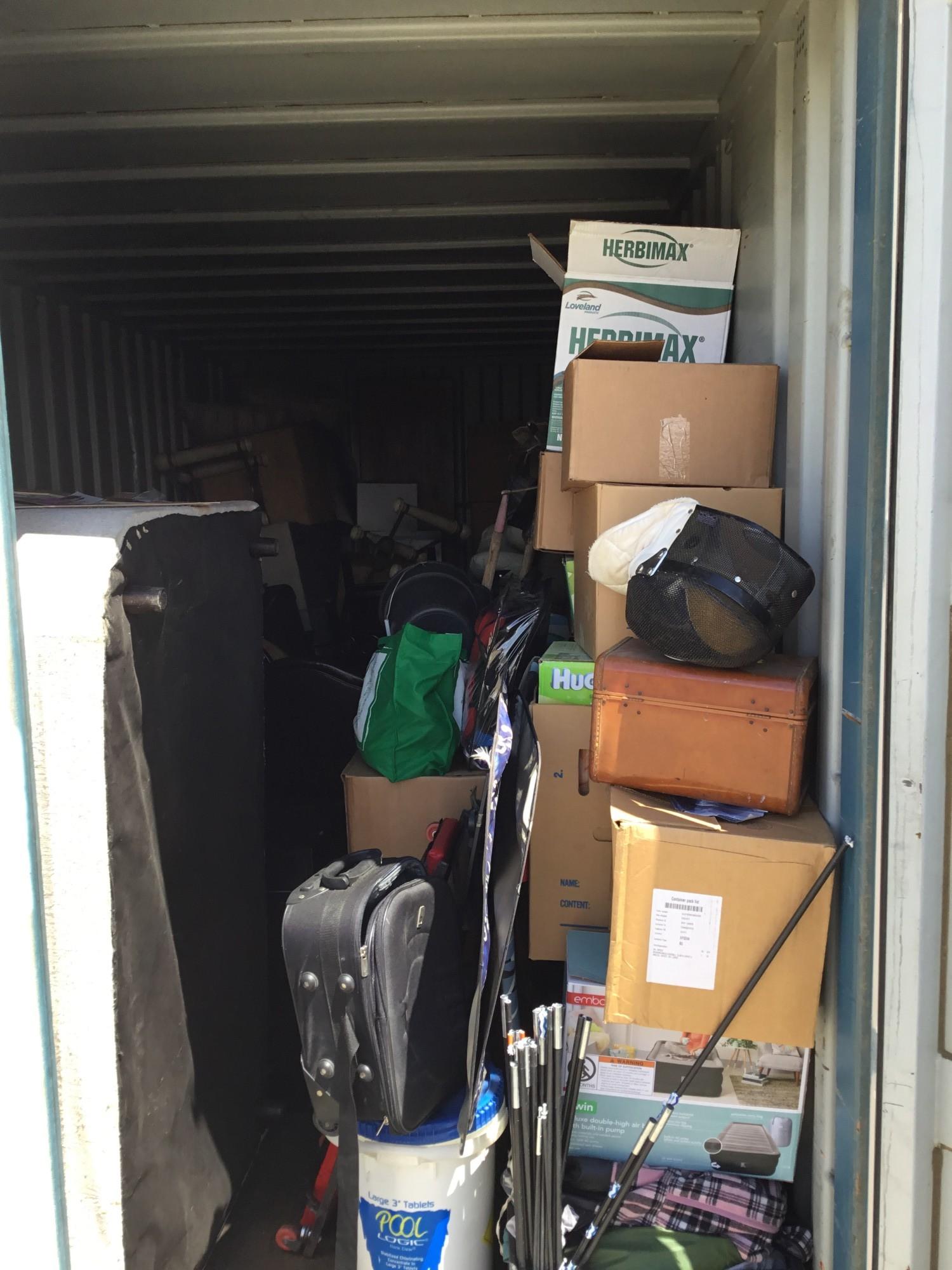 Storage Unit Auction 823125 Palmdale Ca