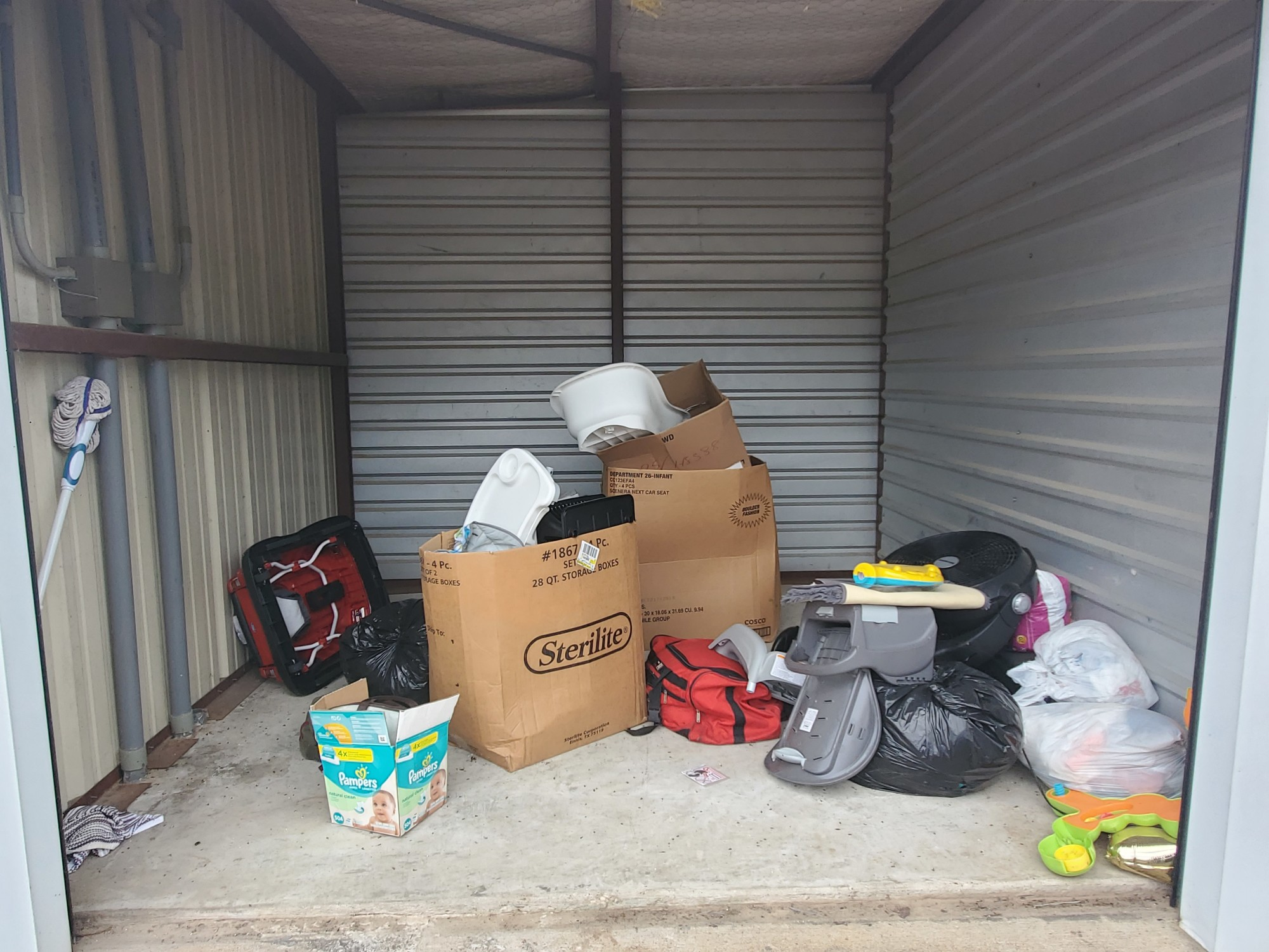 Storage Unit Auction 823274 Lufkin Tx