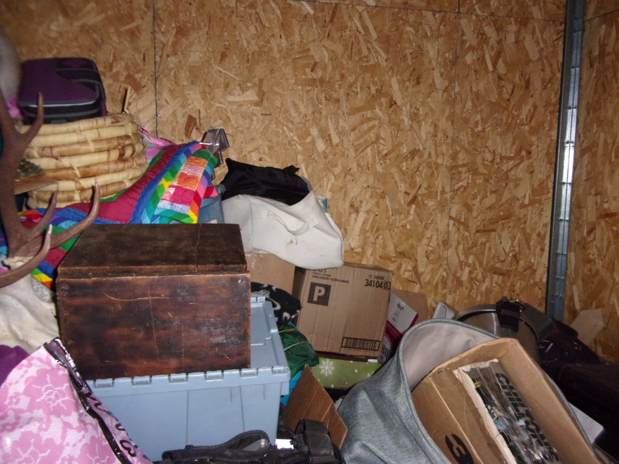 Storage Unit Auction 823466 Cornelius Or