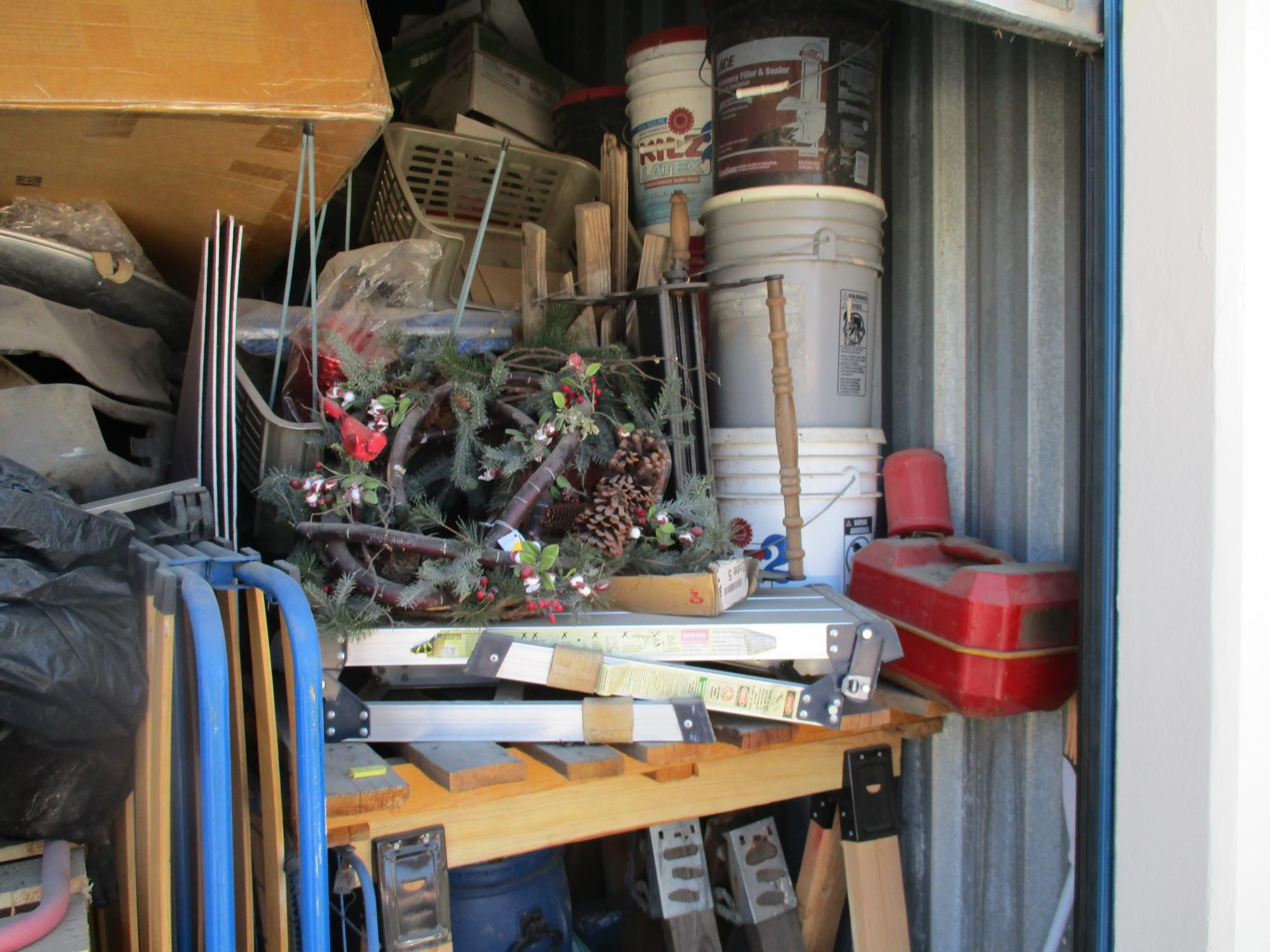 Storage Unit Auction 823736 Big Bear Lake Ca